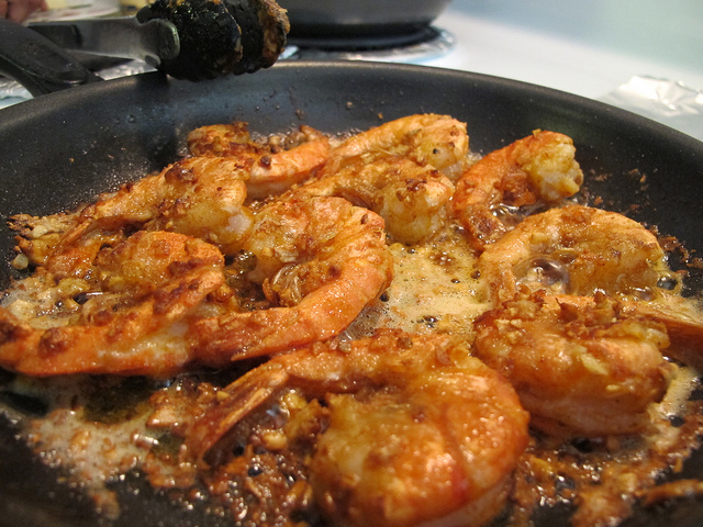 Tapas Party Recipe Garlic Shrimp2.jpg