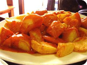Tapas Party Recipe Potatoes Bravas3.jpg