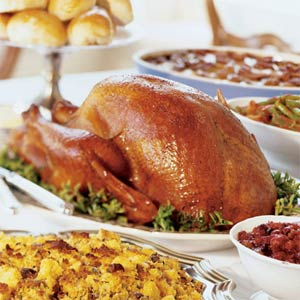 Thanksgiving-dinner-party-Roast_Turkey