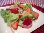 StrawberryOnionSalad
