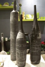 Wine Bottle Chalkboard Art